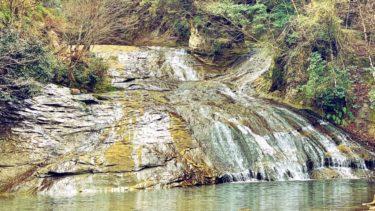 養老渓谷:粟又の滝と遊歩道
